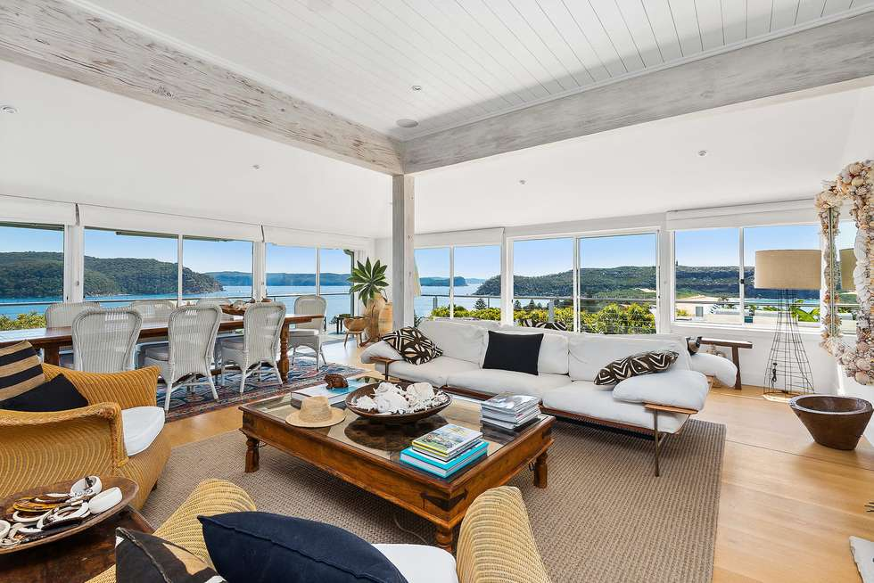 Second view of Homely house listing, 5 Northview Road, Palm Beach NSW 2108