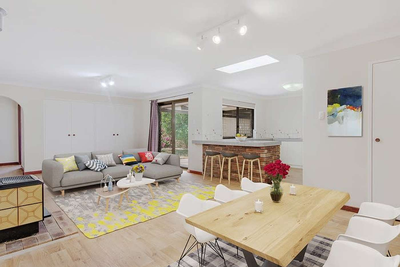 Main view of Homely house listing, 18 Milina Street, Hillman WA 6168