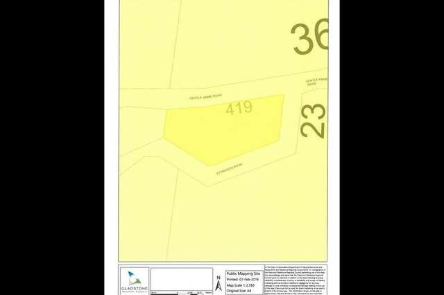 419 Gentle Annie Rd, Mount Larcom QLD 4695
