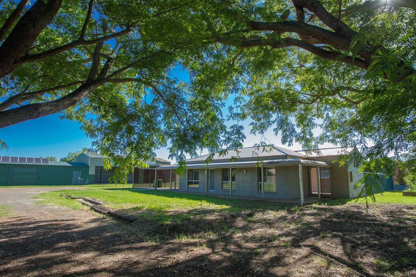 Main view of Homely acreageSemiRural listing, 18 Drayton Street, Laidley QLD 4341