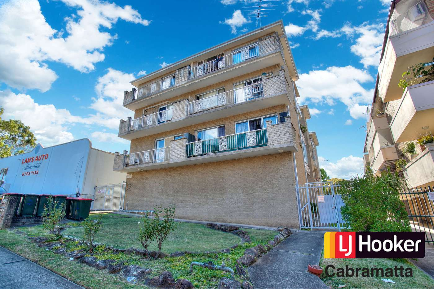 Main view of Homely unit listing, 4/2 Myall Street, Cabramatta NSW 2166