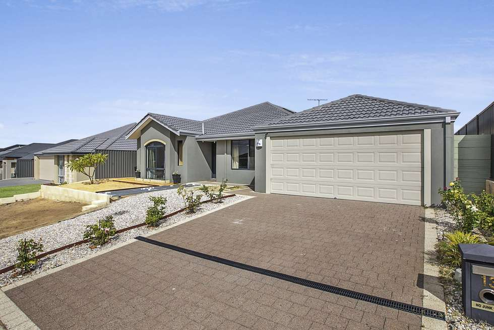 Second view of Homely house listing, 13 Ameer Way, Beeliar WA 6164
