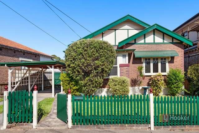 49 Wareemba Street, Wareemba NSW 2046