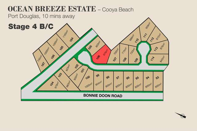 Lot 106 Julaji Close, Bonnie Doon QLD 4873