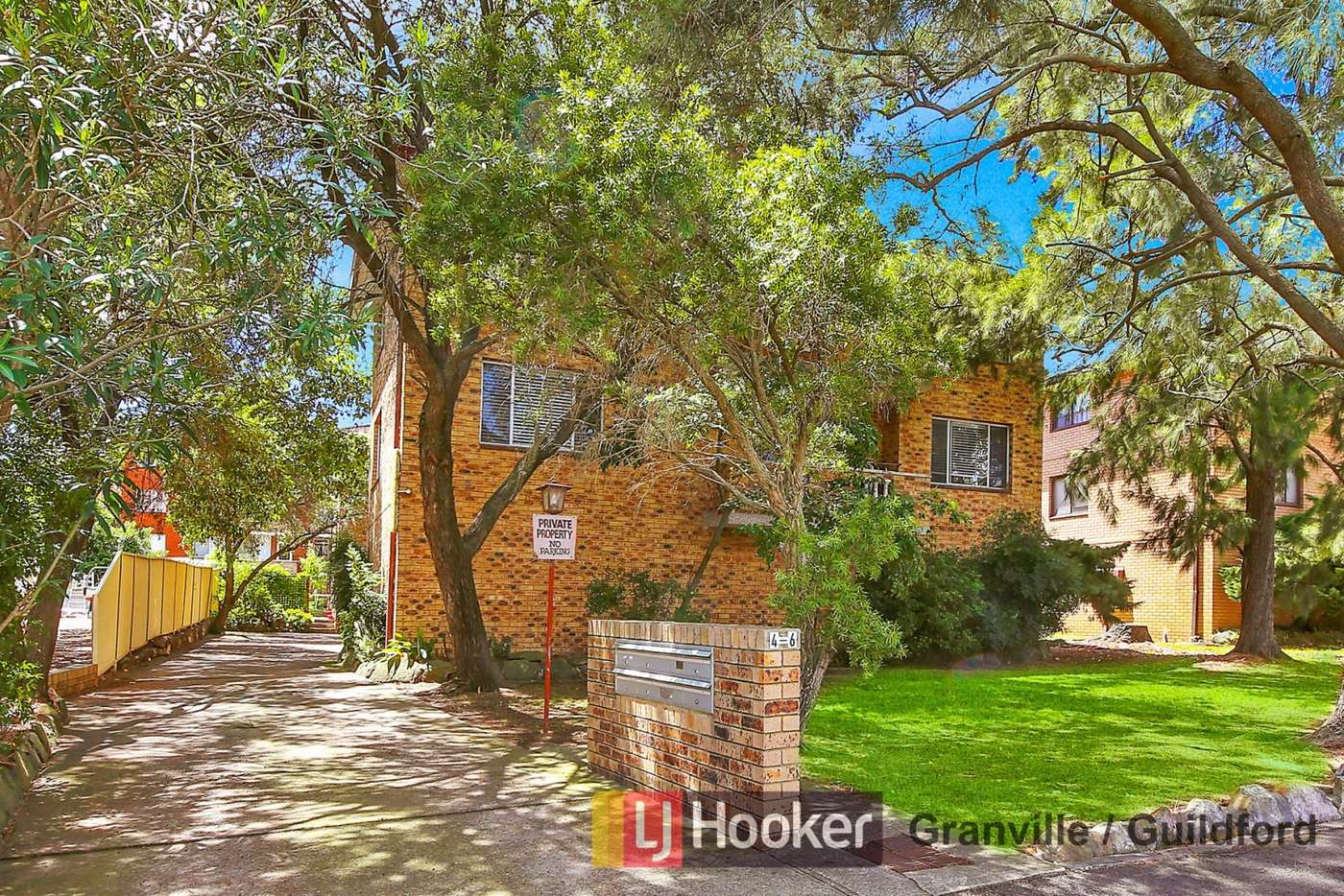 Main view of Homely unit listing, 3/4-6 Harold Street, Parramatta NSW 2150