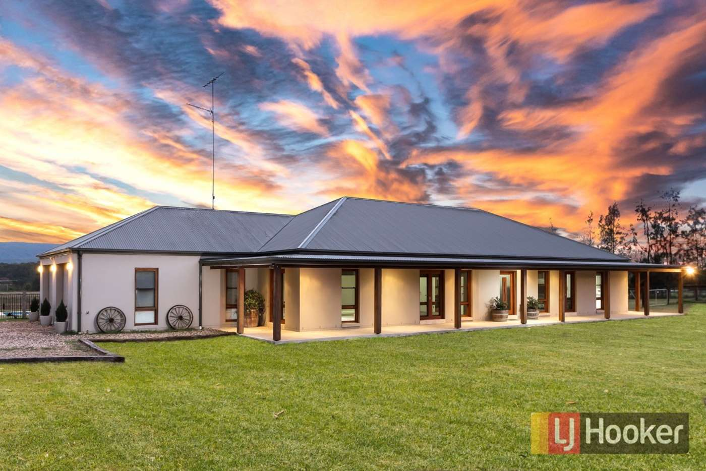 Main view of Homely house listing, 750 Castlereagh Road, Castlereagh NSW 2749