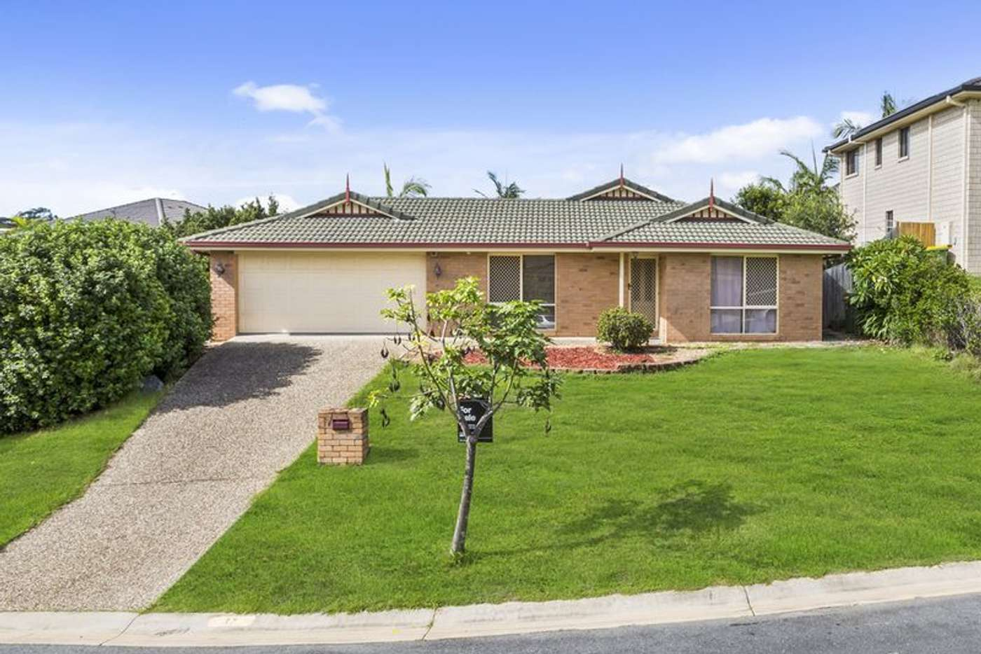 Main view of Homely house listing, 17 Palm Street, Pacific Pines QLD 4211