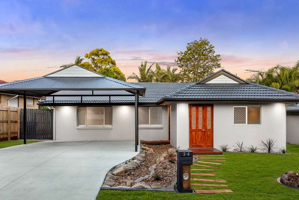 Second view of Homely house listing, 24 Redpath Street, Wishart QLD 4122