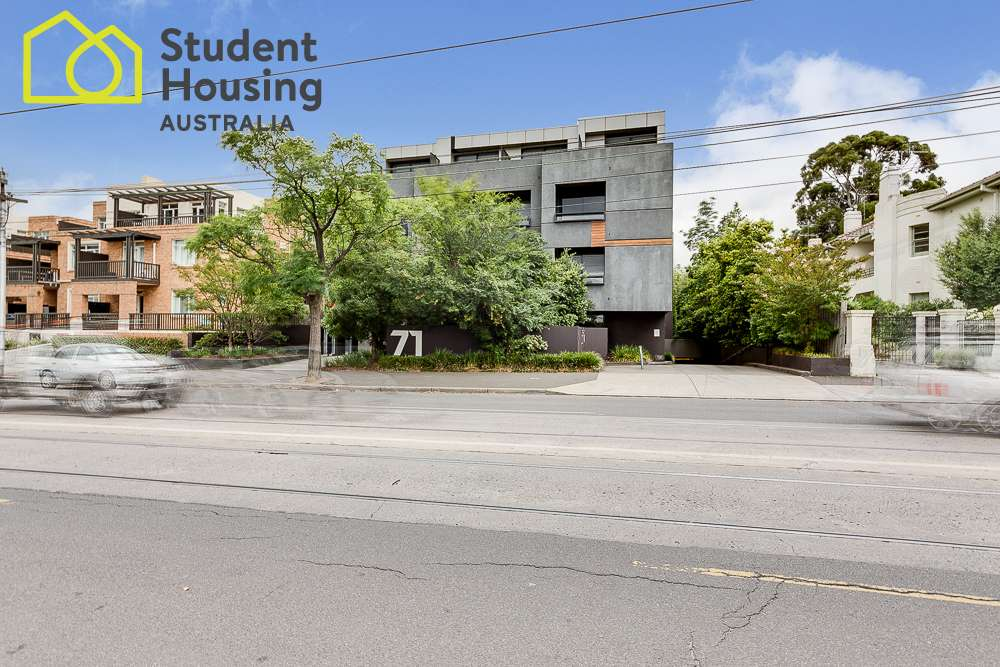 Main view of Homely studio listing, 204B/71 Riversdale Road, Hawthorn, VIC 3122