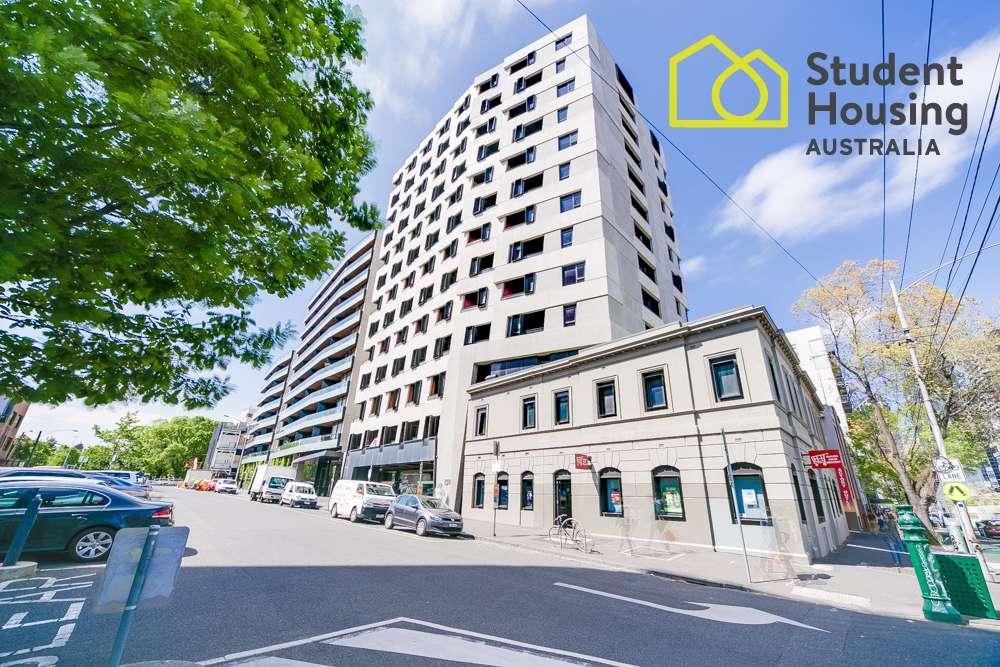 Main view of Homely apartment listing, 1114/131 Pelham Street, Carlton, VIC 3053