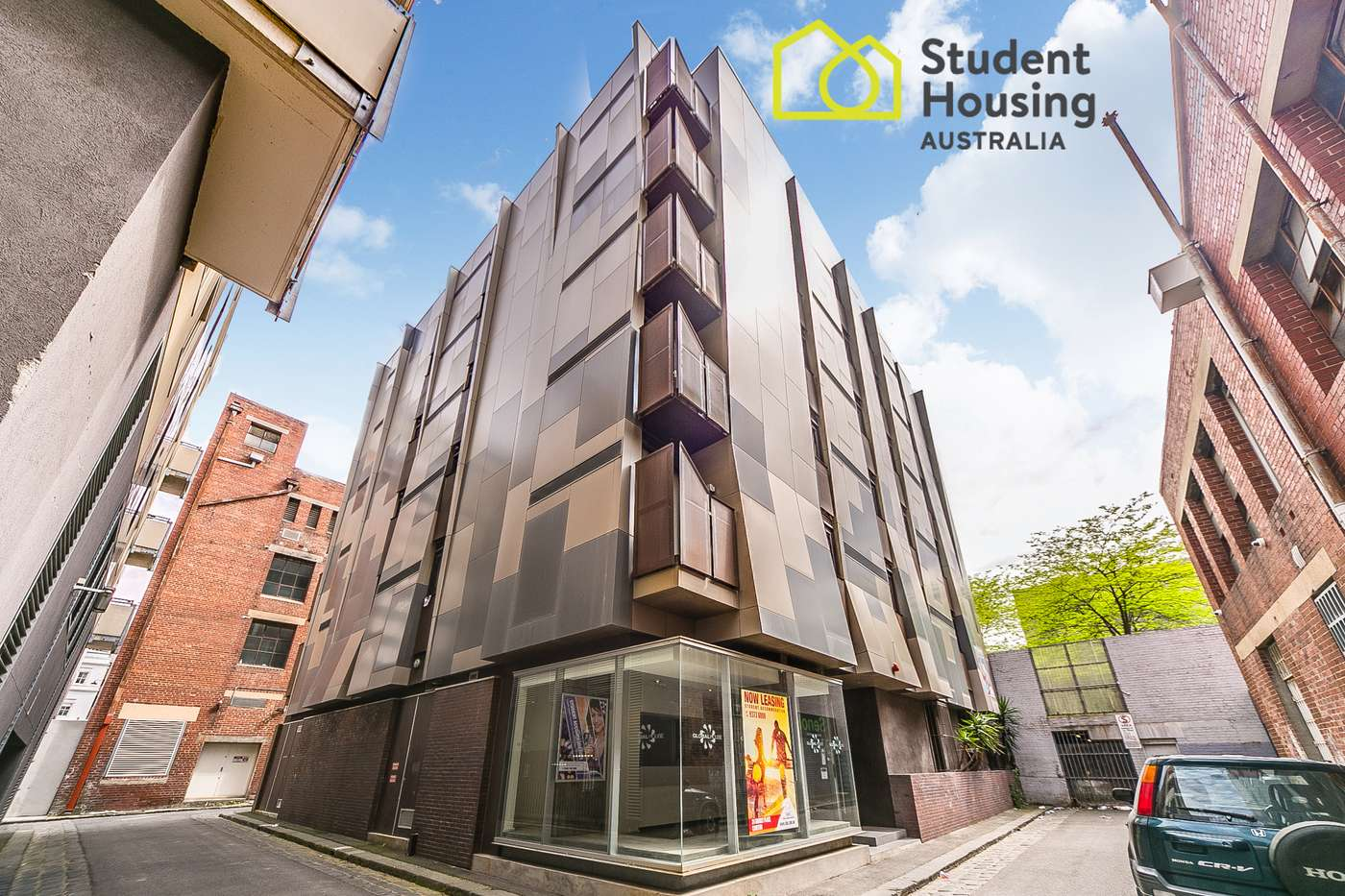 Main view of Homely studio listing, 109/24 Barkly Place, Carlton, VIC 3053