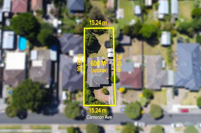 20 Cameron Avenue, Oakleigh South VIC 3167