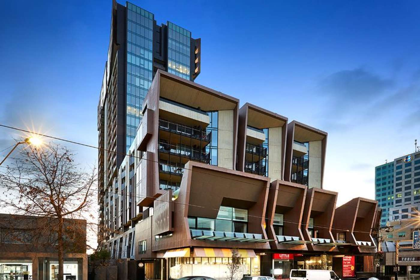 Main view of Homely apartment listing, 205/227 Toorak Road, South Yarra VIC 3141