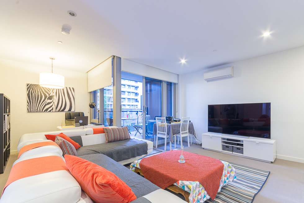 Second view of Homely apartment listing, 205/227 Toorak Road, South Yarra VIC 3141