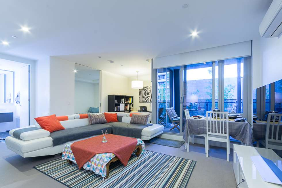 Third view of Homely apartment listing, 205/227 Toorak Road, South Yarra VIC 3141