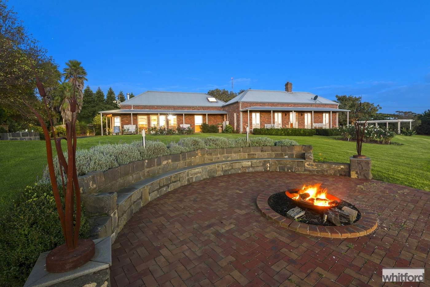 Main view of Homely acreageSemiRural listing, 221-229 Whitcombes Road, Drysdale VIC 3222
