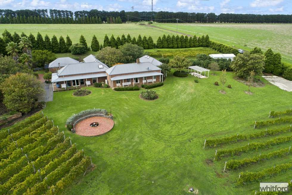 Second view of Homely acreageSemiRural listing, 221-229 Whitcombes Road, Drysdale VIC 3222