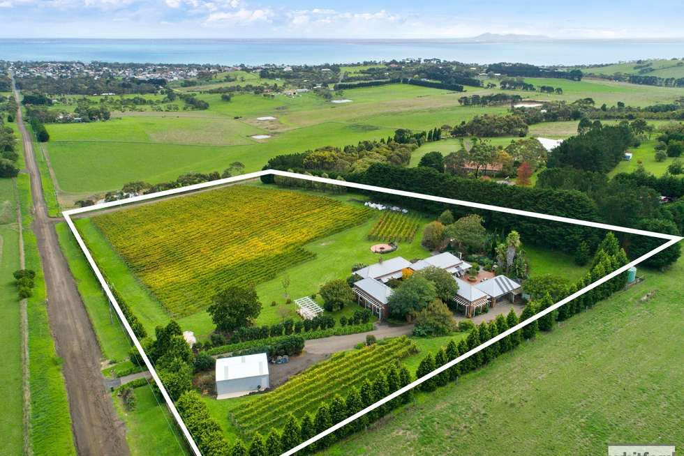 Third view of Homely acreageSemiRural listing, 221-229 Whitcombes Road, Drysdale VIC 3222