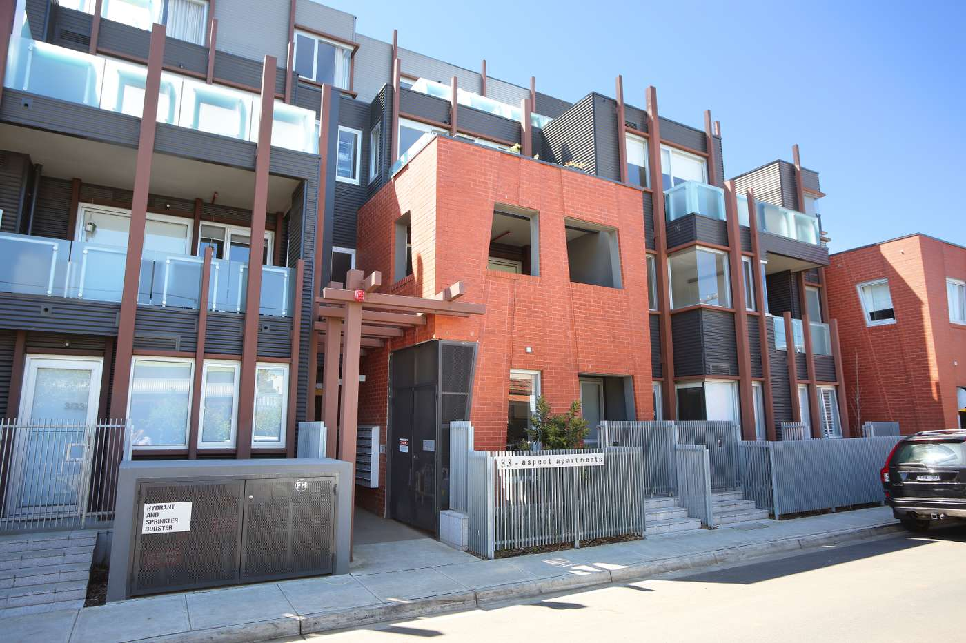 Main view of Homely apartment listing, 103/33 James Street, Windsor, VIC 3181