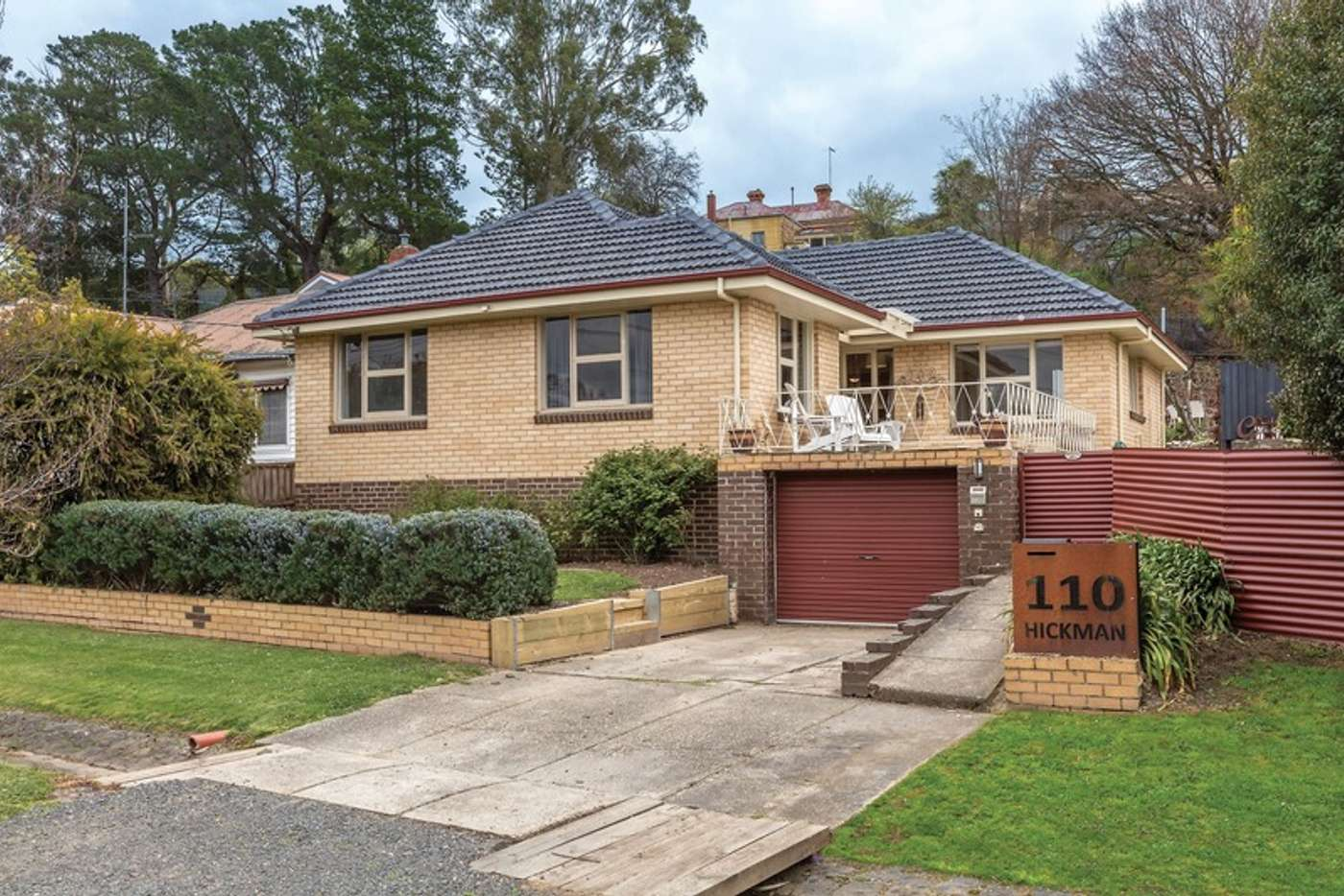 Main view of Homely house listing, 110 Hickman Street, Ballarat Central VIC 3350