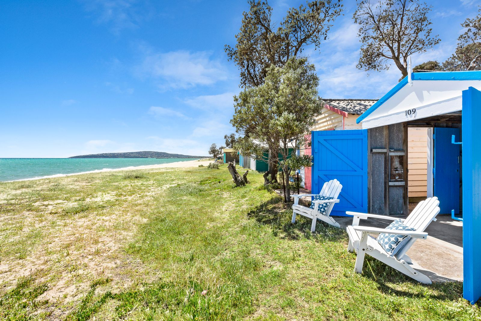 Beach Box 109 Dromana Foreshore