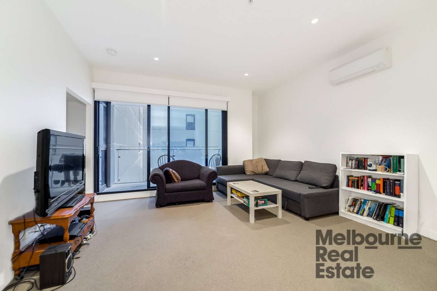 Main view of Homely apartment listing, 715/199 William Street, Melbourne, VIC 3000