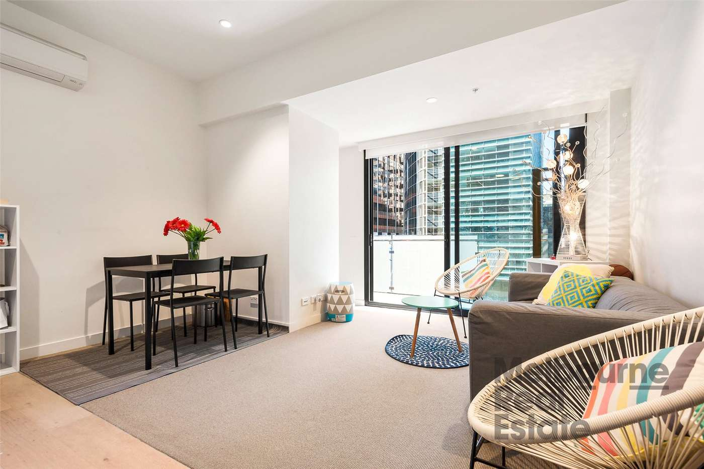 Main view of Homely apartment listing, 606/199 William Street, Melbourne, VIC 3000