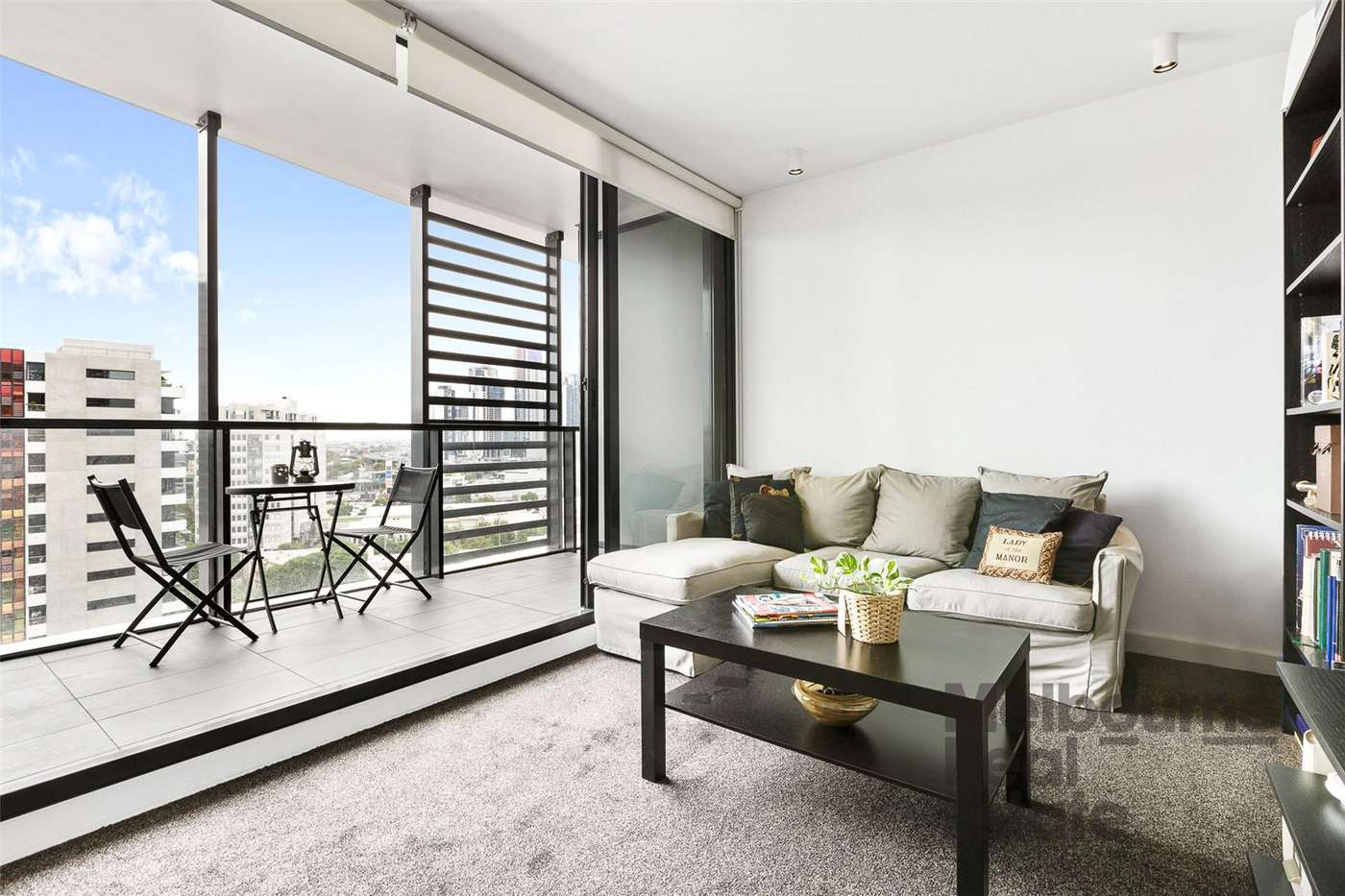 Main view of Homely apartment listing, 1109/39 Coventry Street, Southbank, VIC 3006