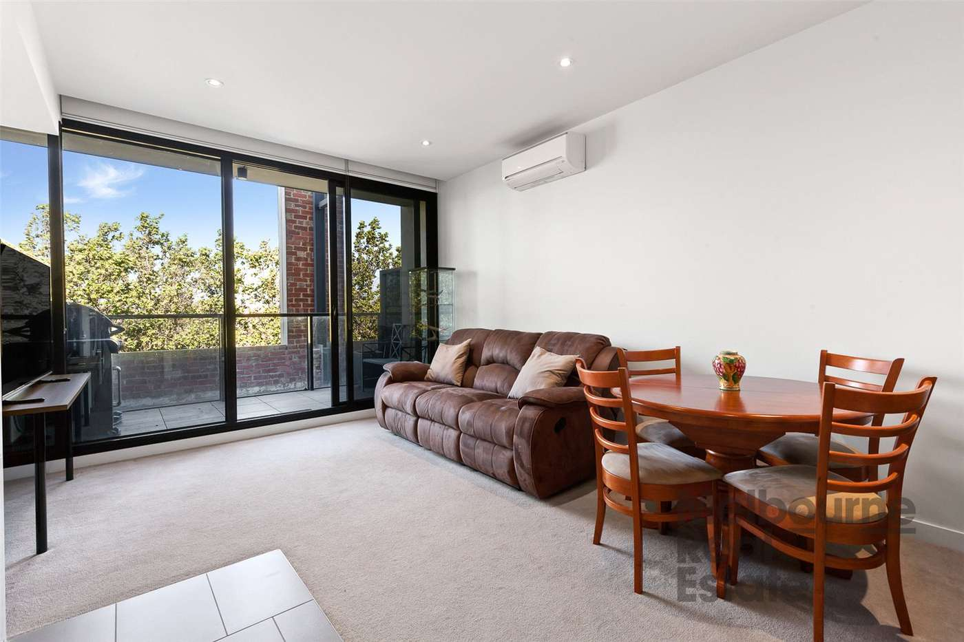 Main view of Homely apartment listing, 204/12 Coppin Street, Richmond, VIC 3121