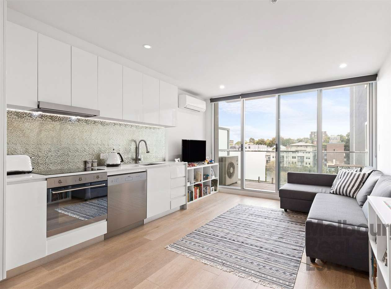 Main view of Homely apartment listing, 701/47 Claremont Street, South Yarra, VIC 3141
