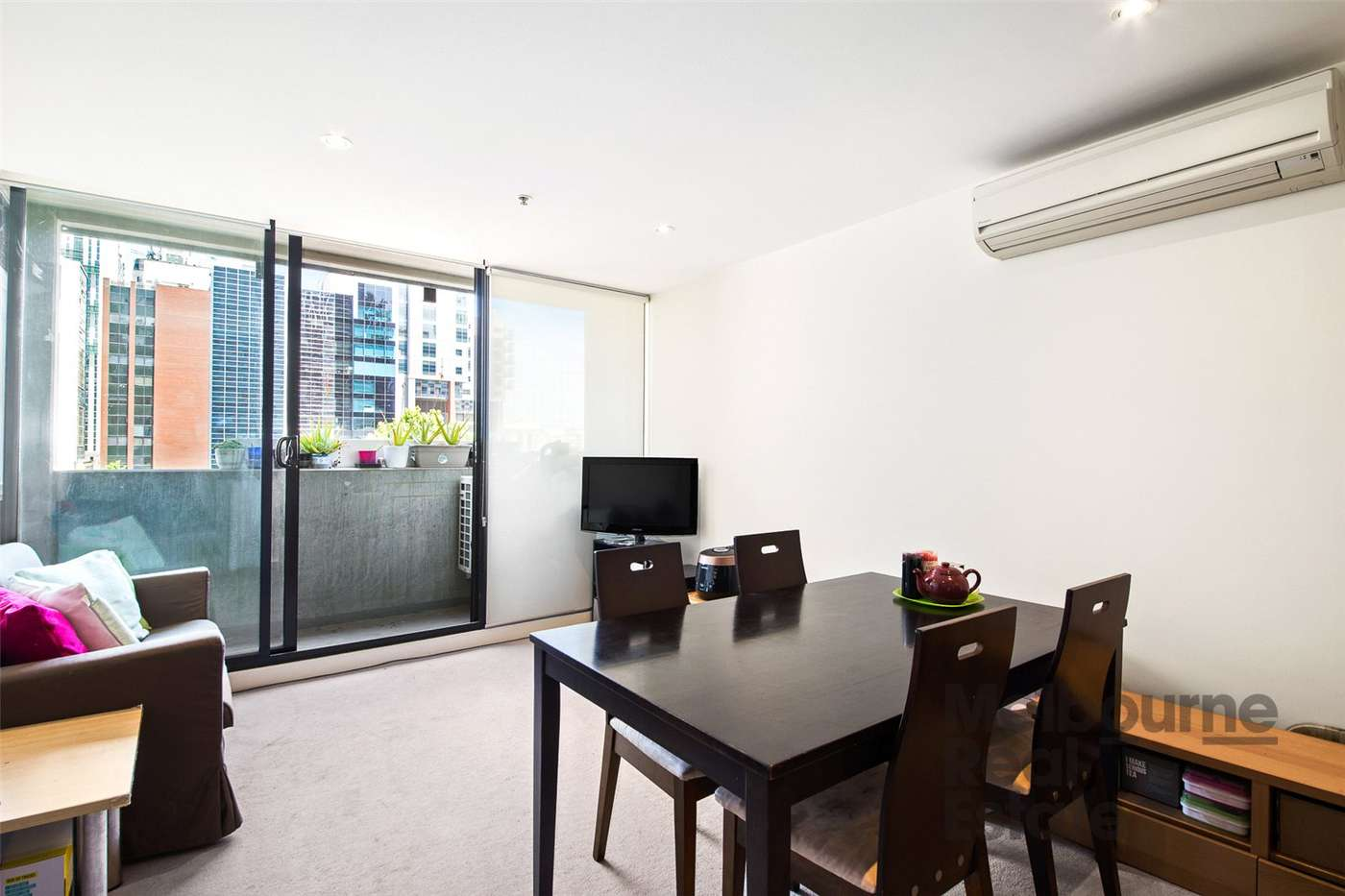 Main view of Homely apartment listing, 810/380 Little Lonsdale Street, Melbourne, VIC 3000