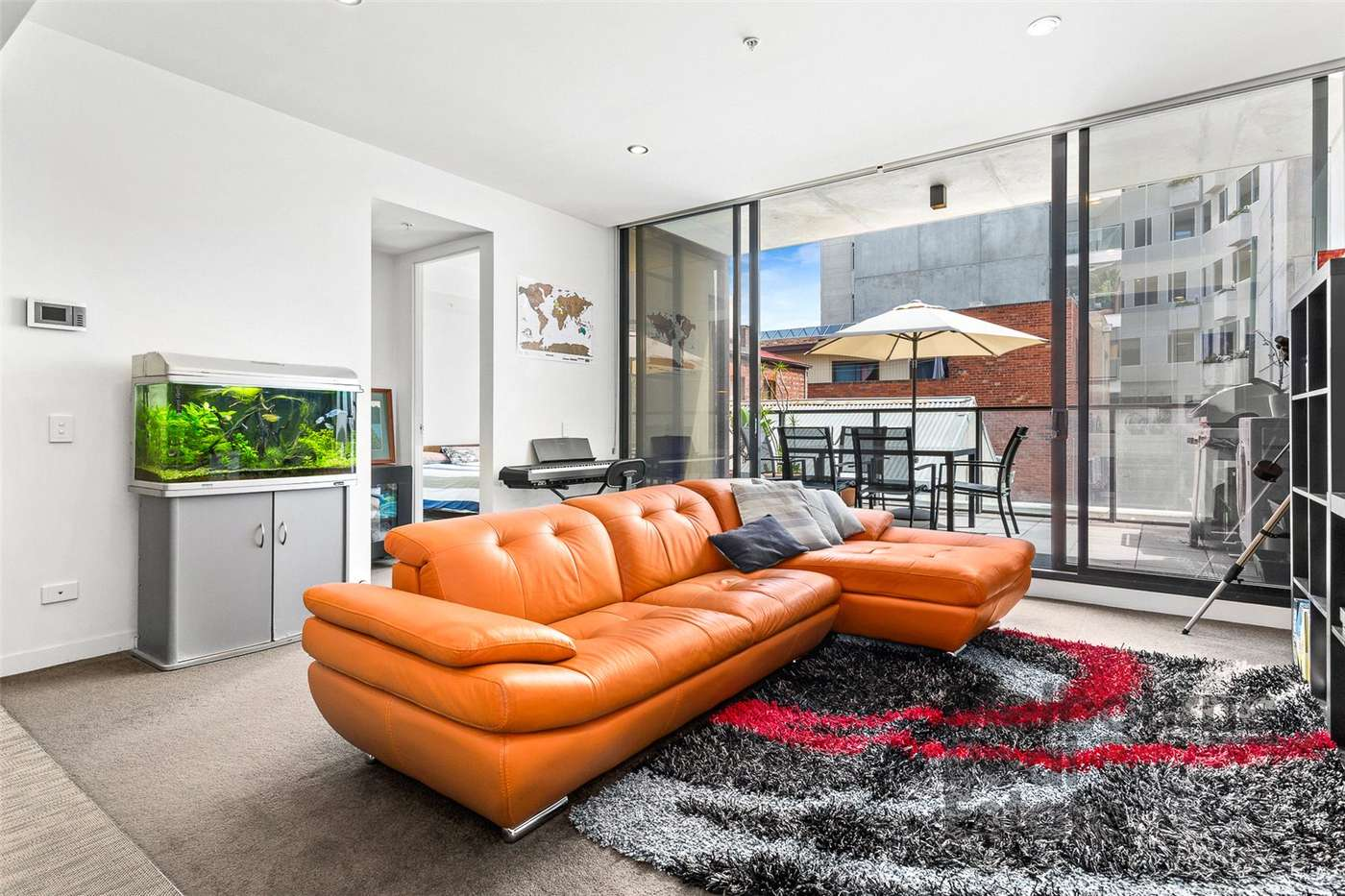 Main view of Homely apartment listing, 118/253 Bridge Road, Richmond, VIC 3121