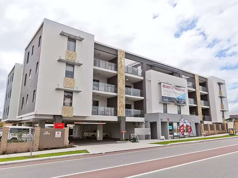 Main view of Homely apartment listing, 25/181 Wright Street, Kewdale, WA 6105