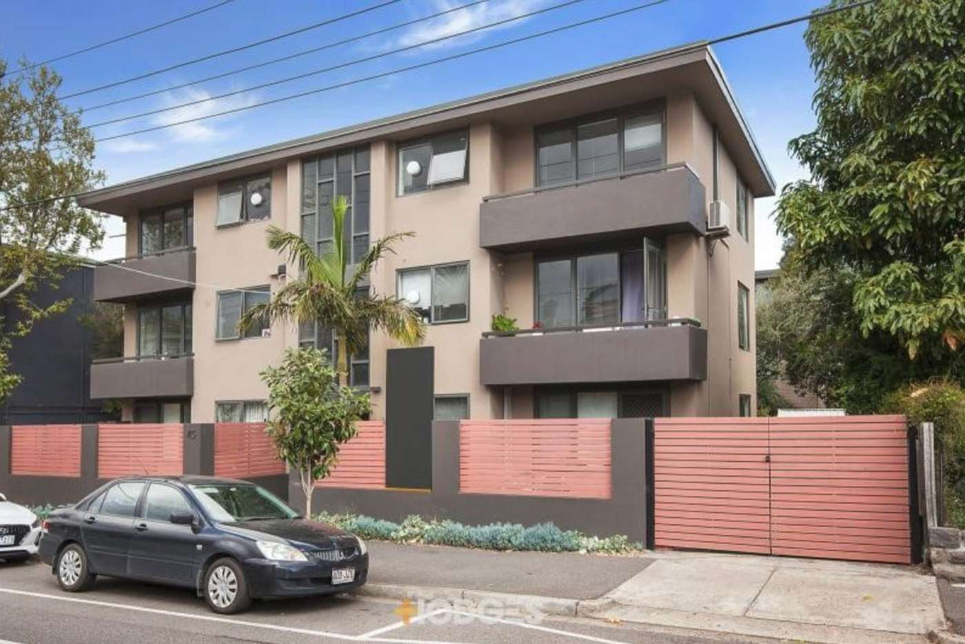 Main view of Homely apartment listing, 3/45 Alma Road, St Kilda VIC 3182