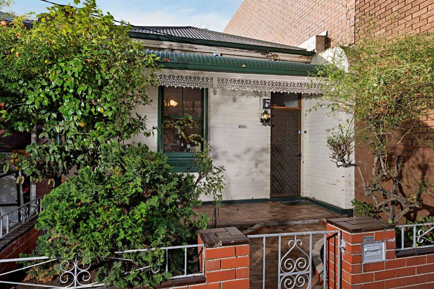 Main view of Homely house listing, 666 Queensberry Street, North Melbourne VIC 3051