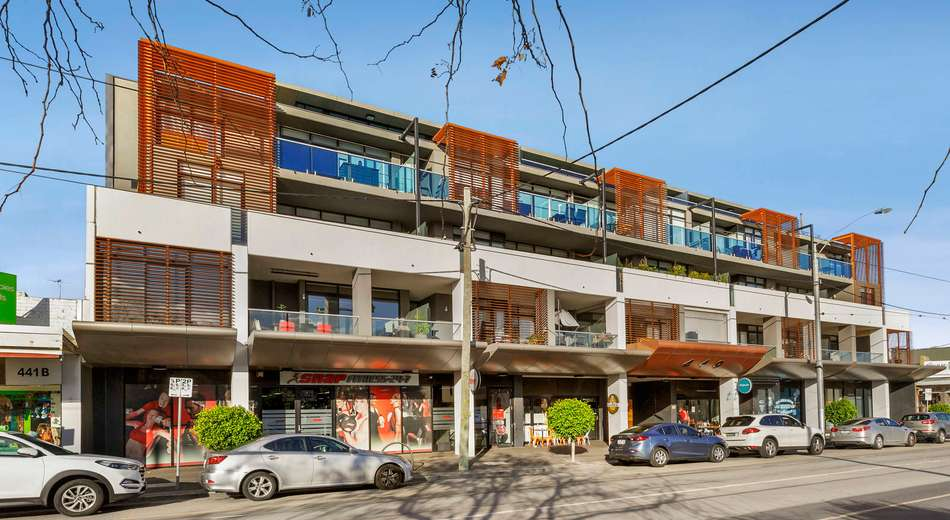 206/449 Hawthorn Road, Caulfield South VIC 3162