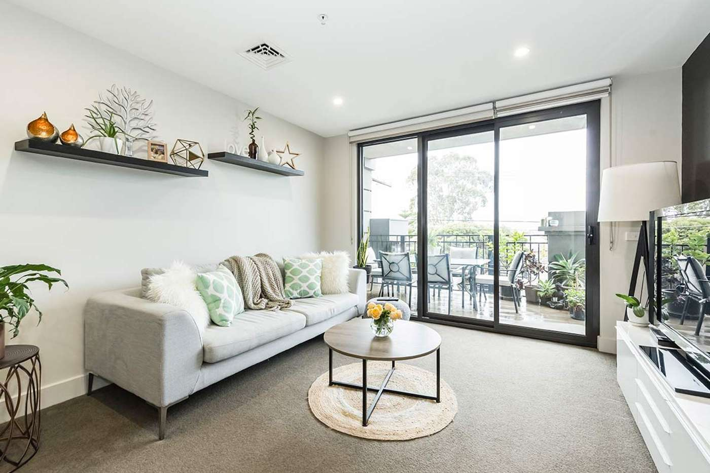 Main view of Homely apartment listing, 208/1146 Nepean Highway, Highett VIC 3190