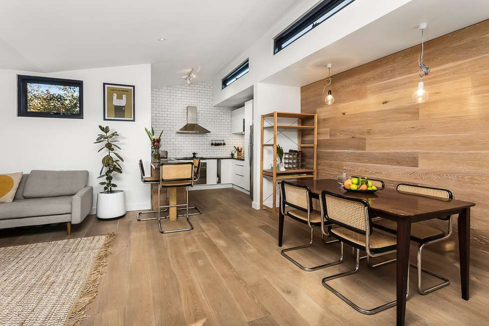 Second view of Homely townhouse listing, 2/77 Westgarth Street, Northcote VIC 3070