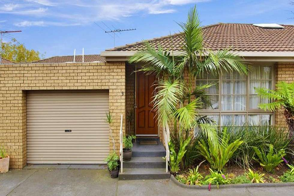 Fourth view of Homely house listing, 3/20 Vauxhall  Road, Northcote VIC 3070