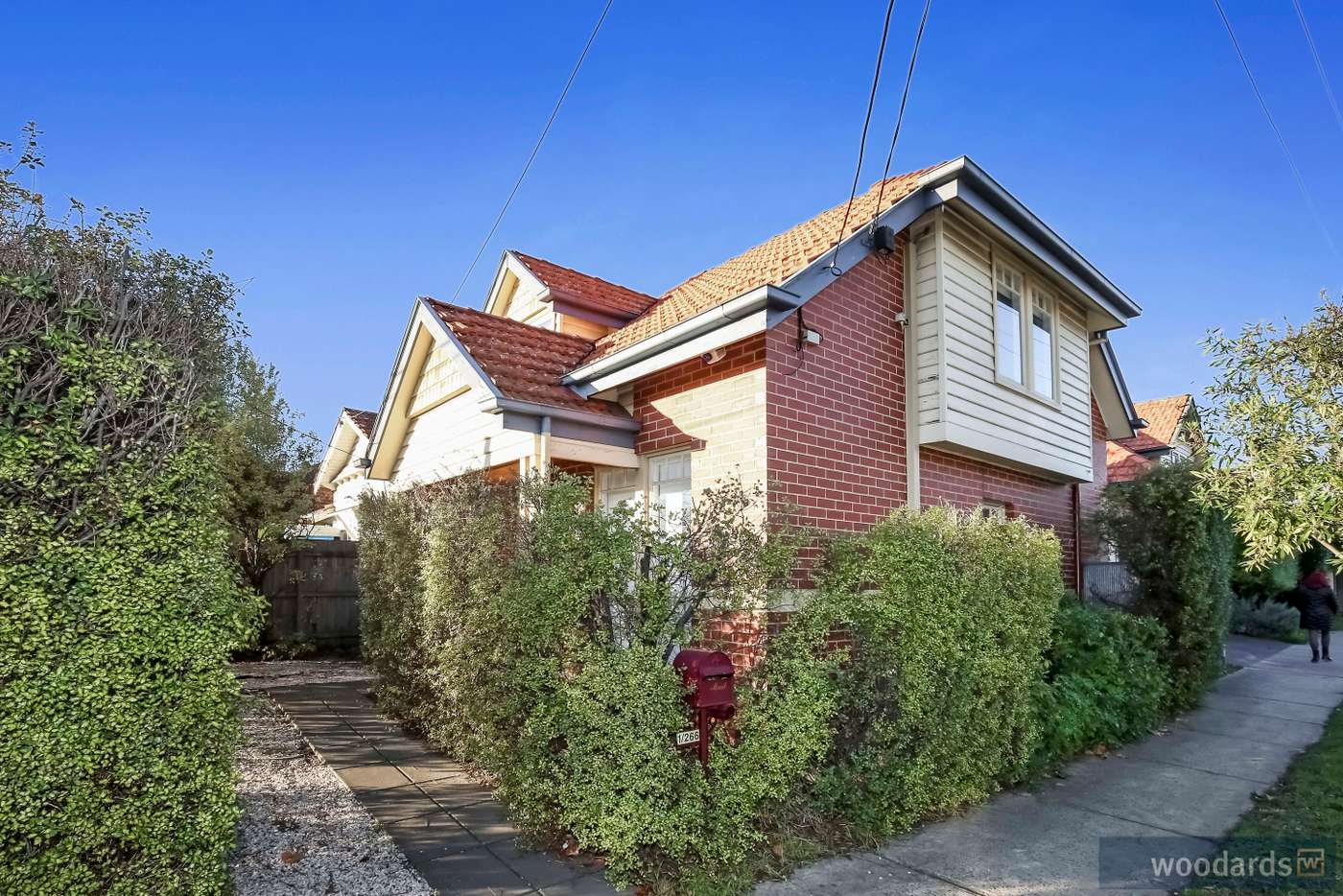 Main view of Homely townhouse listing, 1/266 St Georges Road, Northcote VIC 3070
