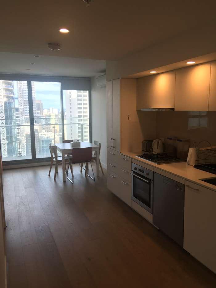 Leased Apartment 2406 36 La Trobe Street Melbourne Vic