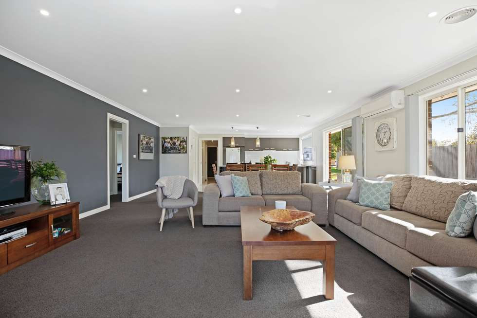 Fourth view of Homely house listing, 12 Cypress Court, Romsey VIC 3434