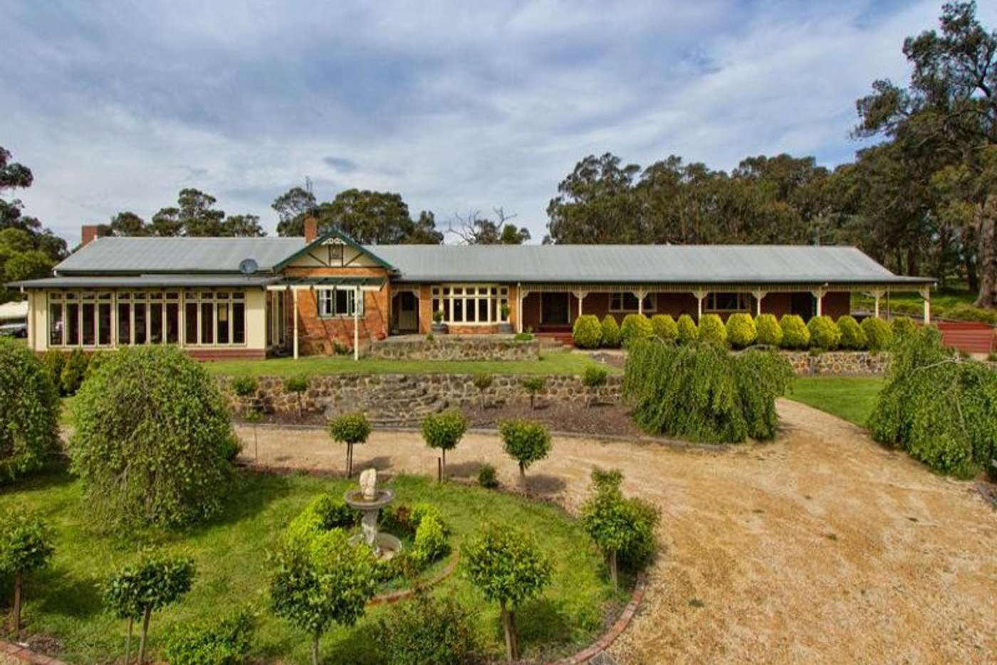 Main view of Homely house listing, 153 Mt Macedon Road, Macedon VIC 3440