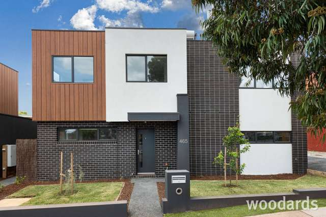 2&3/463-465 Whitehorse Road