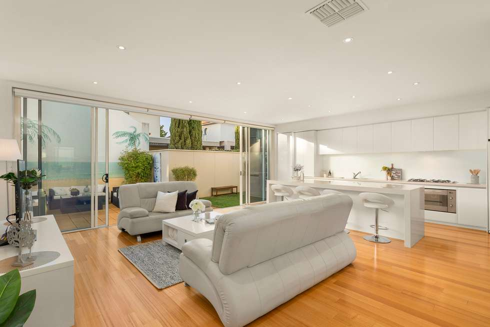 Third view of Homely house listing, 112 Beach Street, Port Melbourne VIC 3207
