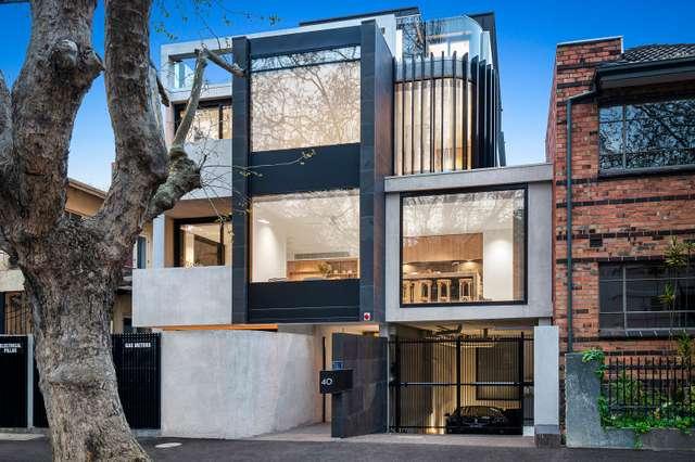 Penthouse/40 Adams Street