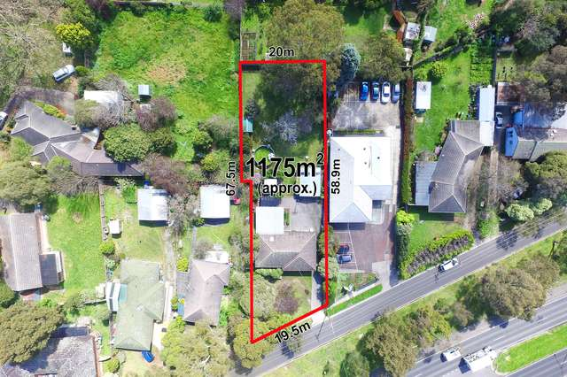 1619 Ferntree Gully Road, Knoxfield VIC 3180