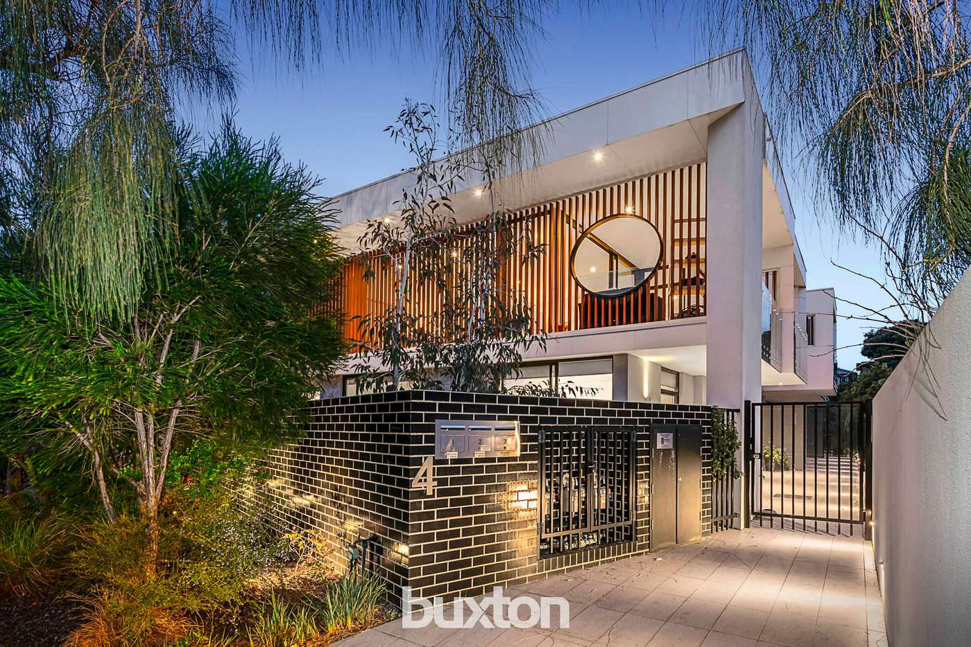 Main view of Homely townhouse listing, 1/4 Reserve Road, Beaumaris VIC 3193