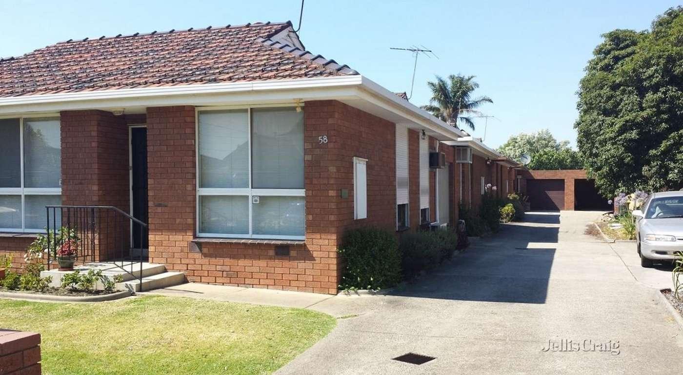 Main view of Homely unit listing, 2/58 Rennie Street, Coburg, VIC 3058