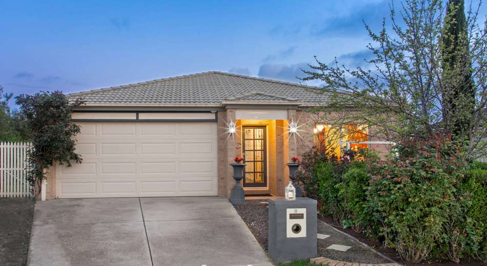 8 Samoth Court, Miners Rest VIC 3352